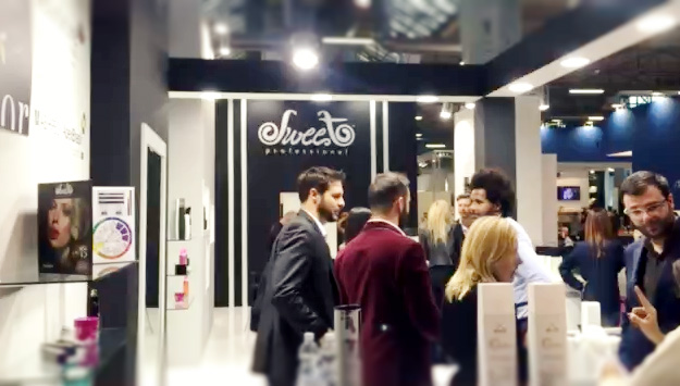Sweet Hair lança The First na Cosmoprof Bologna
